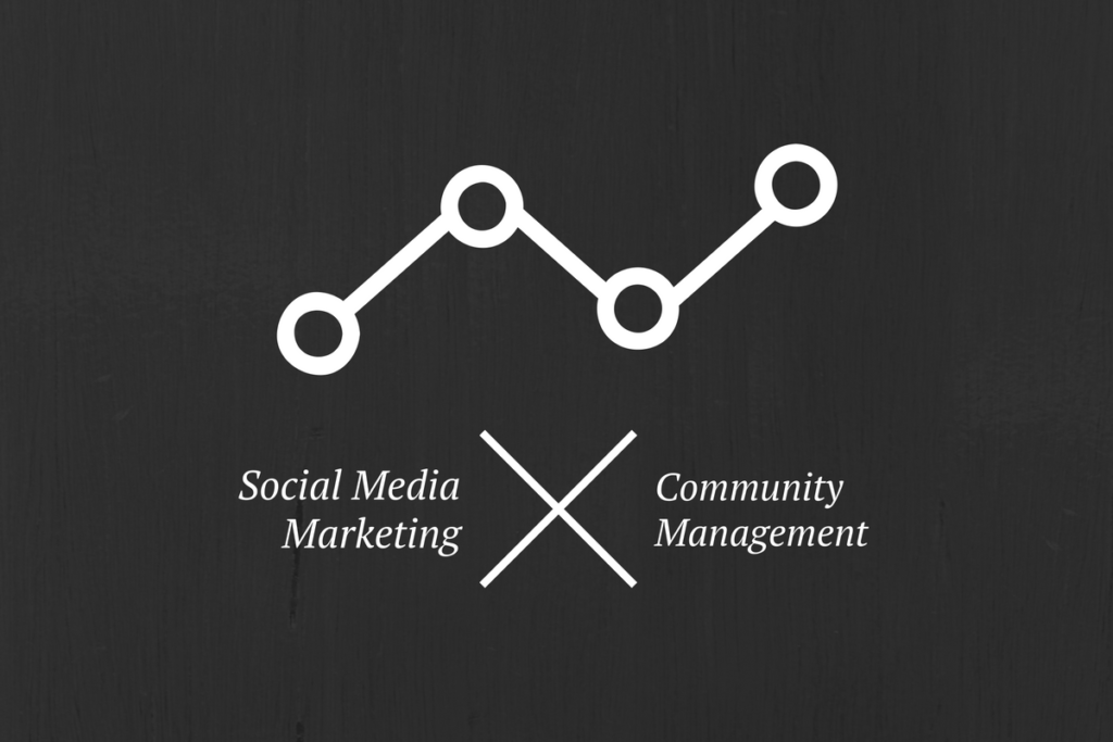 Social Media Marketing Vs Community Management 2