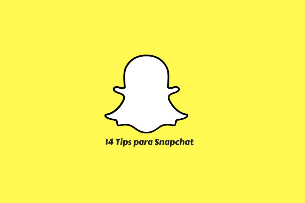 14 tips para gestionar Snapchat en tu empresa 1