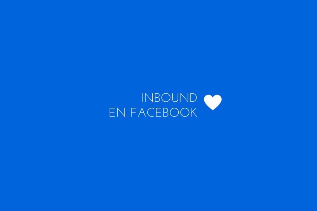 Inbound Marketing en Facebook 2